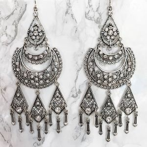 🚨Moving Sale🚨 Boho Chandelier Earrings